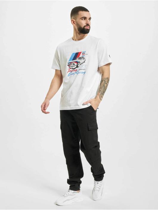 Puma t-shirt BMW MMS wit
