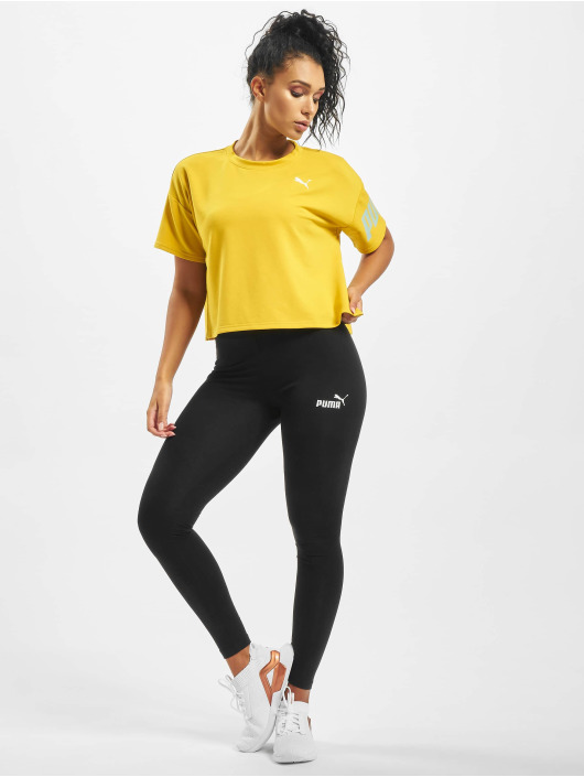 Puma T-Shirt Modern Sport Sweat yellow