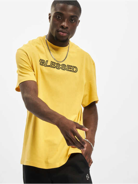 Puma T-Shirt X NJR yellow