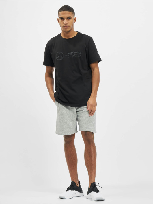 Puma t-shirt MAPM Logo zwart