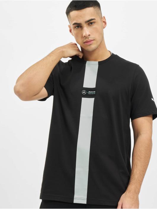 Puma t-shirt MapF1 XTG zwart