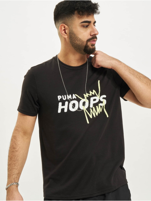 Puma t-shirt BP 2 zwart
