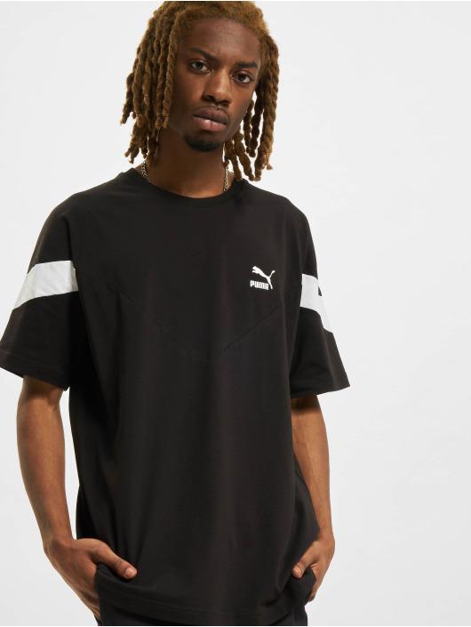Puma t-shirt Iconic MCS zwart