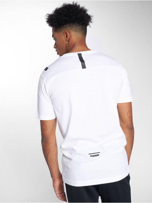 Puma T-shirts Pace hvid