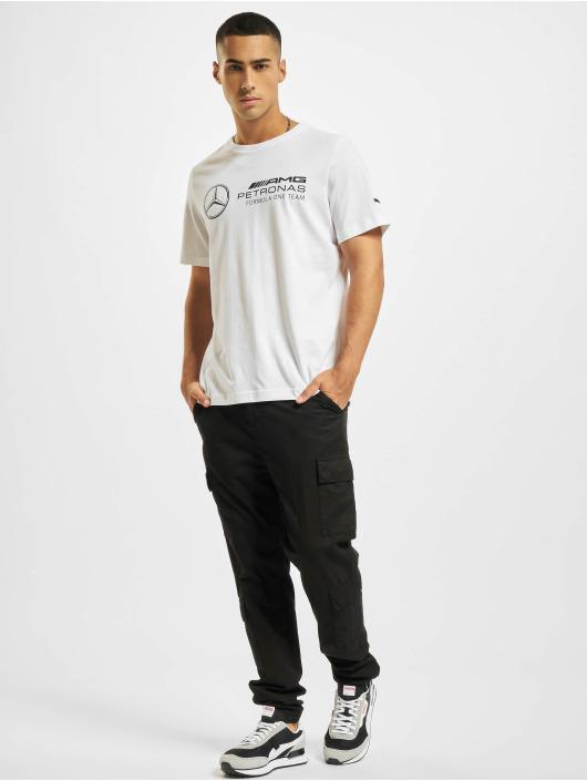 Puma T-shirts MAPF1 Logo hvid