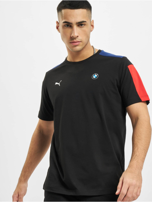 Puma T-shirts BMW MMS T7 sort