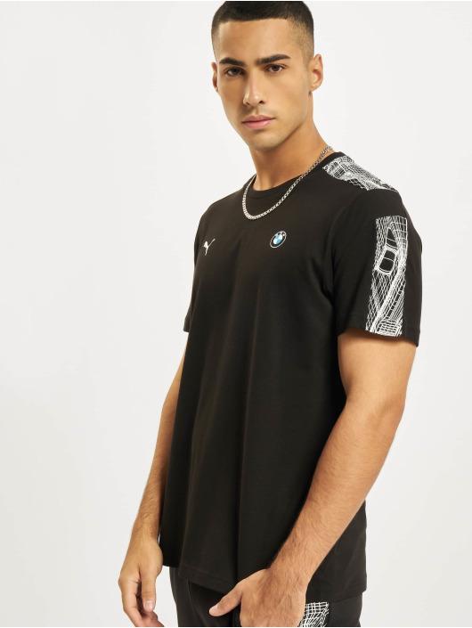 Puma T-shirts BMW MMS T7 sort