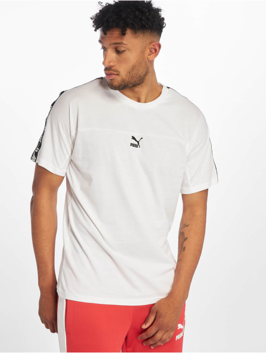 Puma T-Shirty XTG bialy