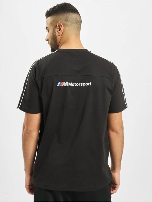Puma T-Shirty BMW M Motorsport T7 czarny