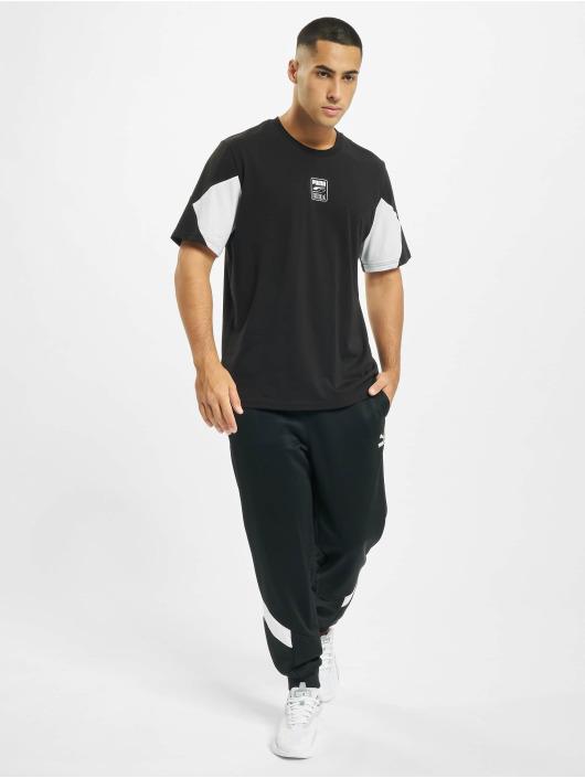 Puma T-Shirty Rebel Advanced czarny