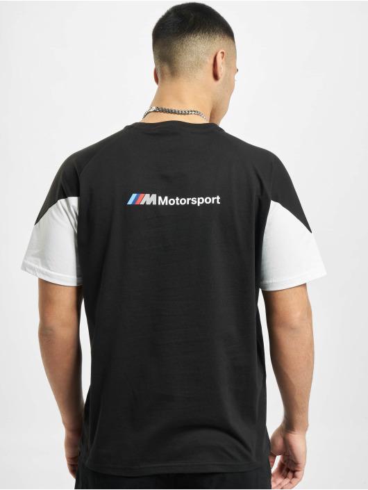 Puma T-Shirty BMW MMS MCS czarny