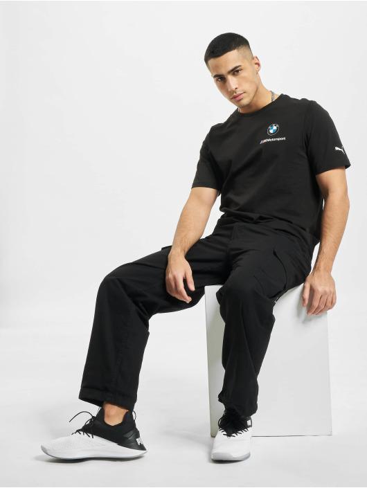 Puma T-Shirty BMW MMS ESS Small Logo czarny