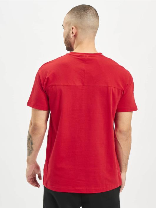 Puma T-Shirty SF T7 czerwony