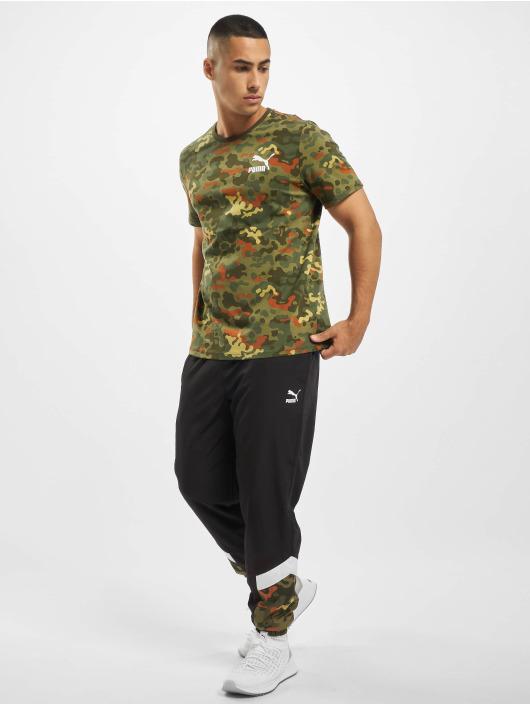 Puma T-Shirty Graphics Logo moro