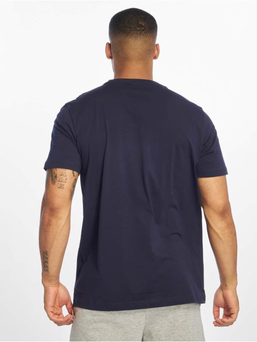 Puma T-Shirty Logo niebieski