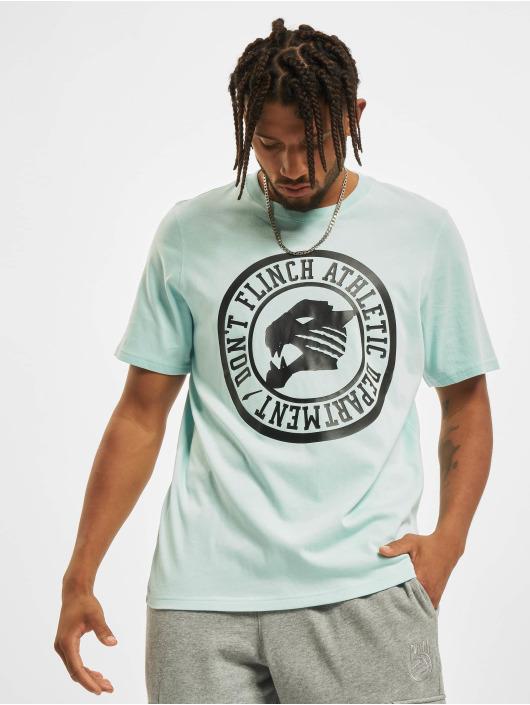 Puma T-Shirty Qualifier niebieski