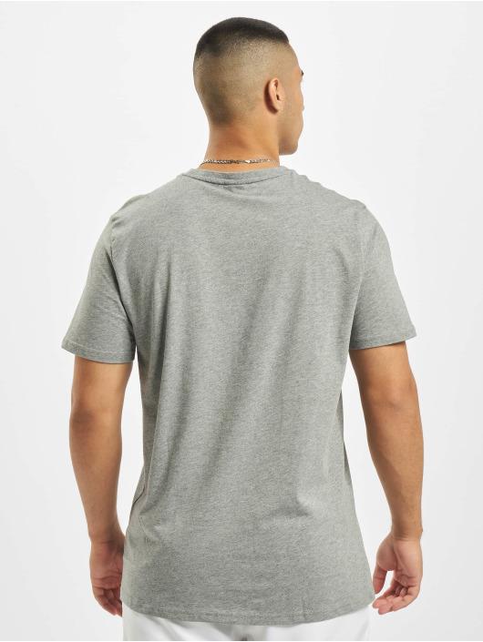 Puma T-Shirty Logo Embroidery szary