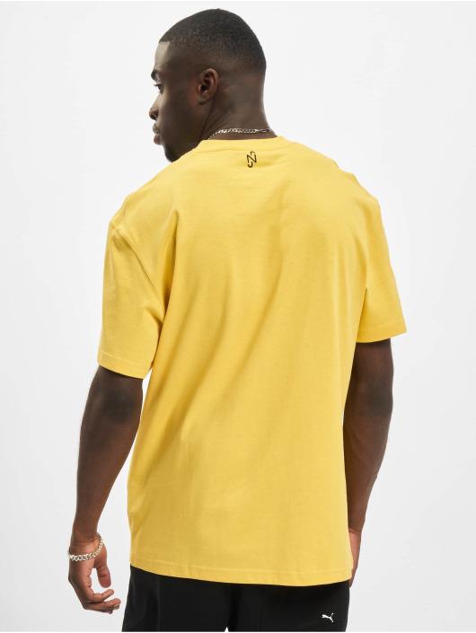 Puma T-Shirty X NJR zólty