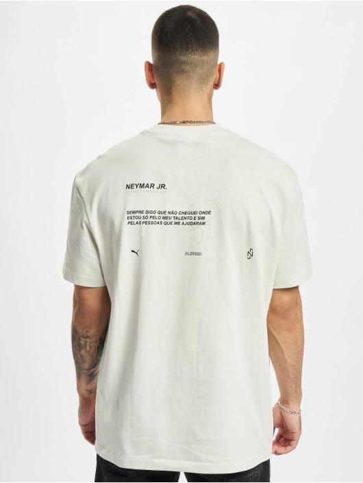 Puma T-skjorter X NJR grå