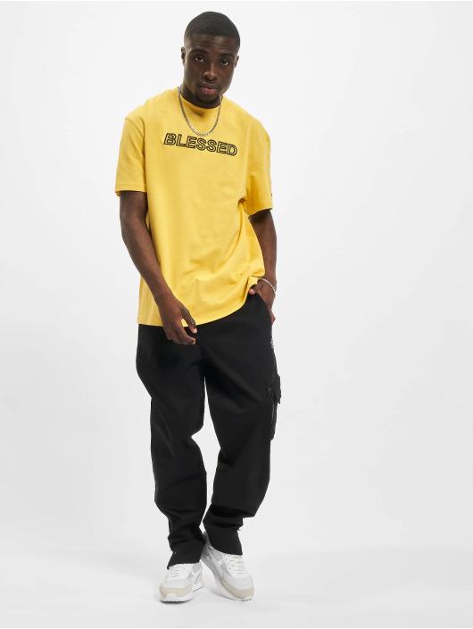 Puma T-skjorter X NJR gul