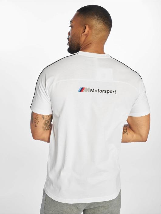 Puma T-skjorter BMW MMS T7 hvit