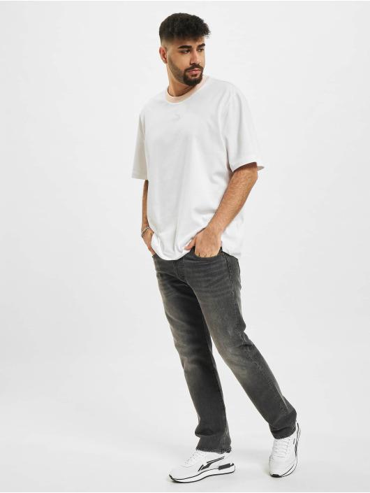 Puma T-skjorter Classics Ringer hvit