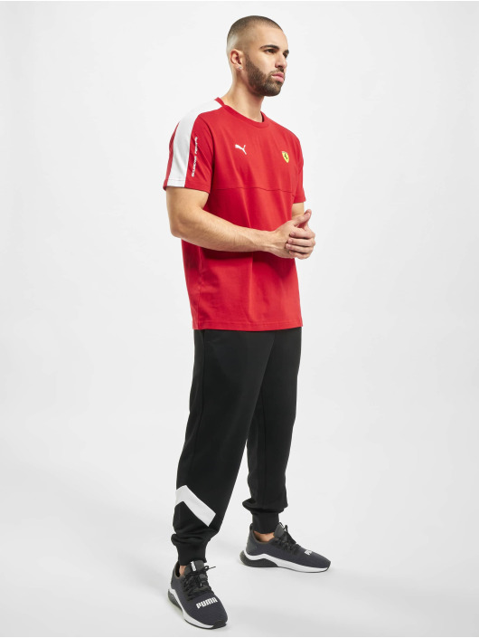 Puma T-skjorter SF T7 red