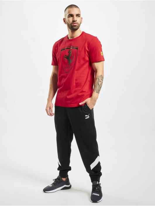 Puma T-skjorter SF Big Shield red