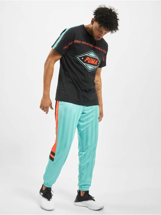 Puma T-skjorter luXTG svart