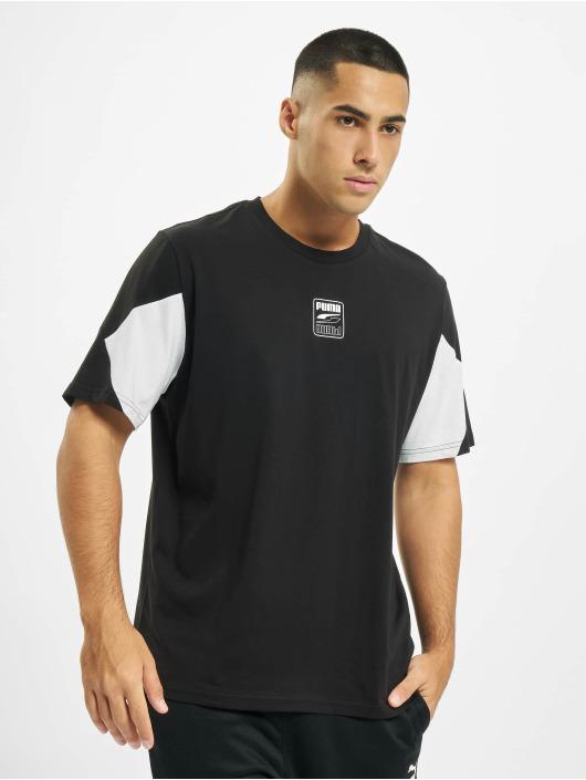 Puma T-skjorter Rebel Advanced svart
