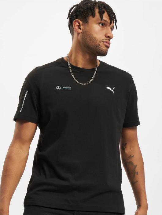 Puma T-skjorter MAPF1 T7 svart