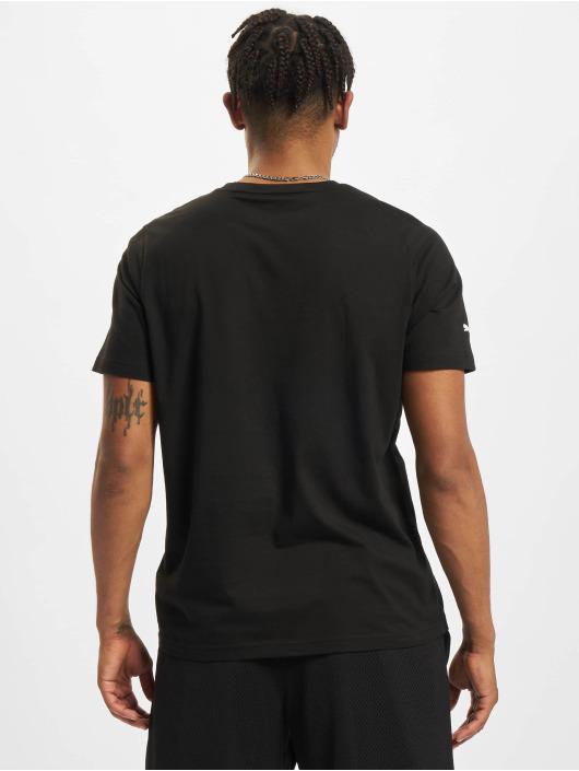 Puma T-skjorter BMW MMS Small Logo svart