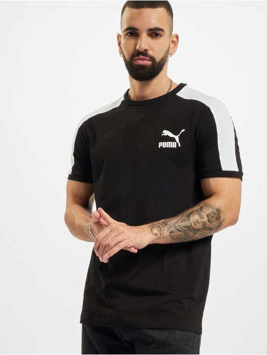 Puma T-skjorter Iconic T7 svart