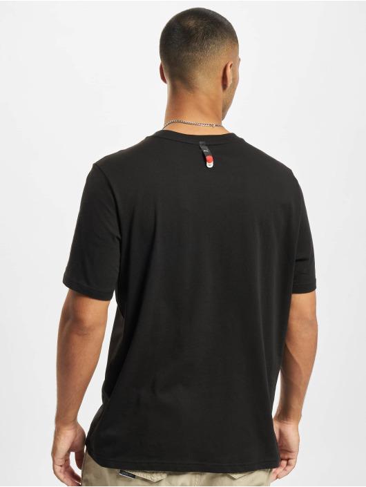 Puma T-skjorter AS Graphic svart