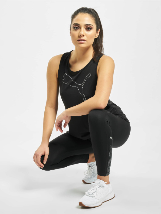 Puma Tank Tops RTG Layer black