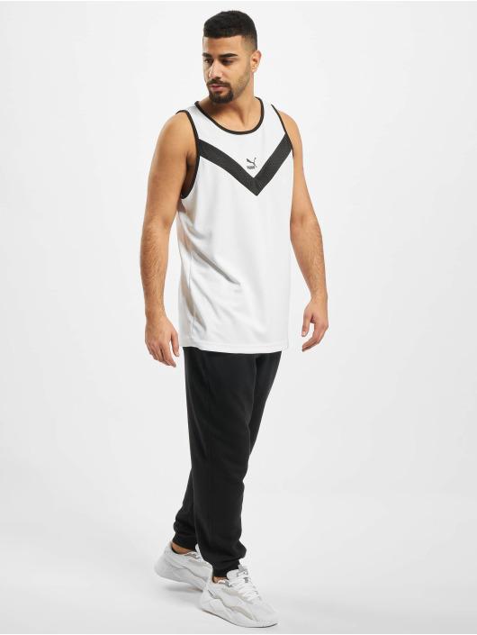 Puma Tank Tops Iconic MCS white