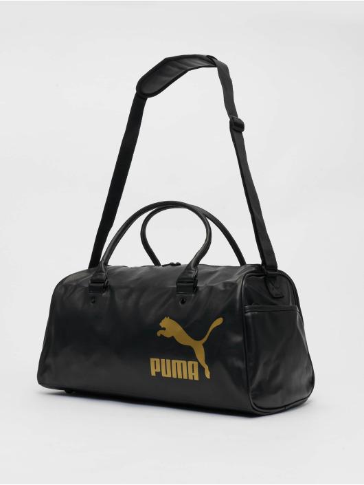 Puma Tasche Grip Retro schwarz
