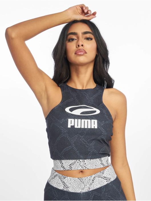 Puma Topy/Tielka Snake Pack šedá