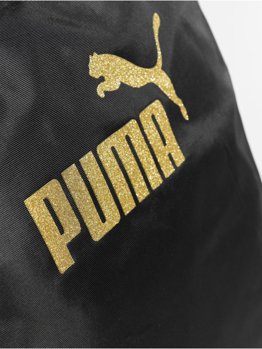 Puma Torby Core Shopper Seasonal czarny