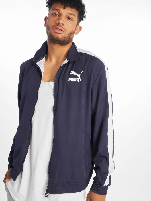 Puma Transitional Jackets Iconic T7 blå