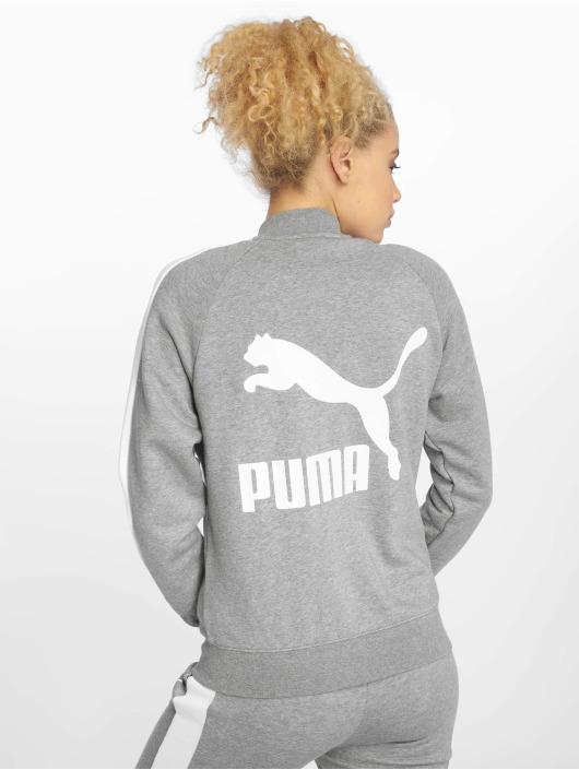 Puma Transitional Jackets Classics T7 grå