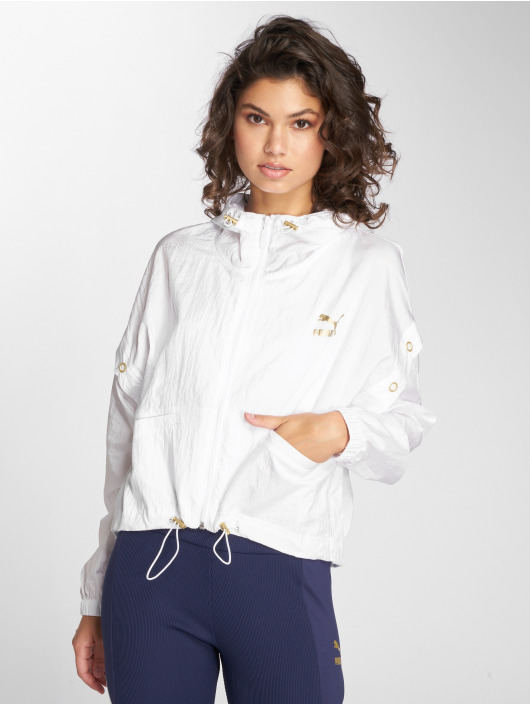 Puma Transitional Jackets Retro hvit