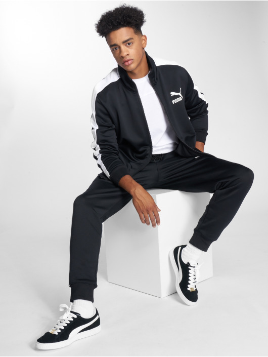 Puma Transitional Jackets Classics T7 svart