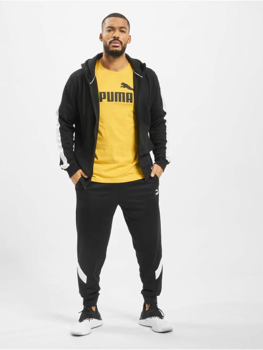 Puma Tričká ESS žltá