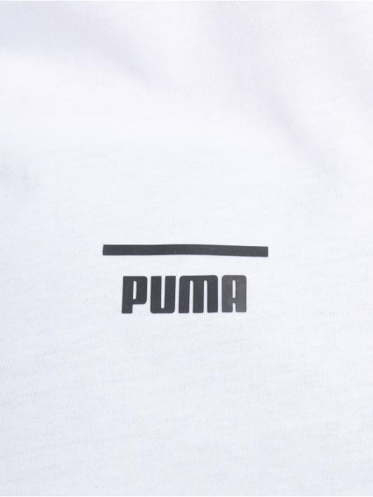 Puma Tričká Pace biela