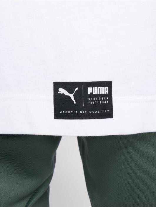 Puma Tričká Downtown biela