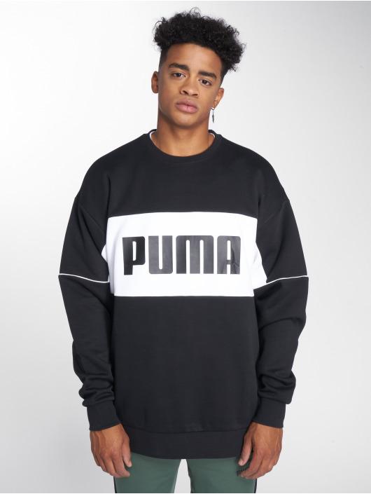 Puma Tröja Retro Dk svart