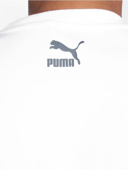 Puma trui Retro Dk grijs