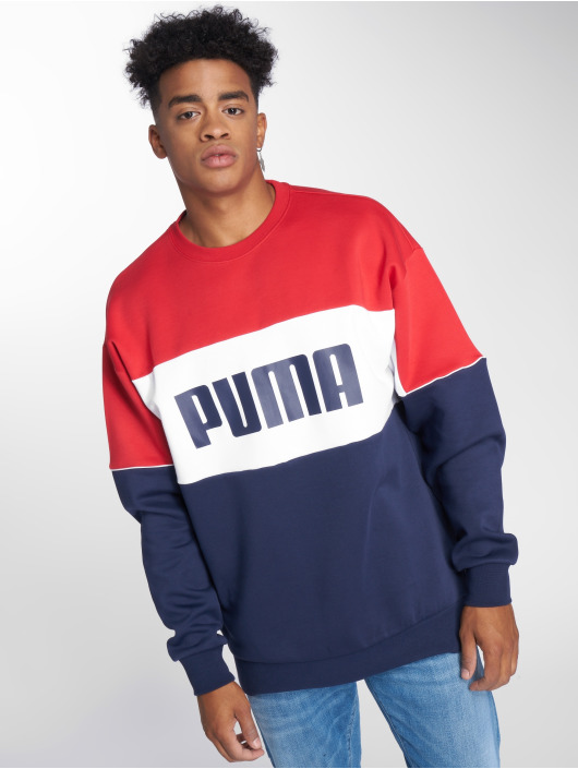 Puma trui Retro Dk rood
