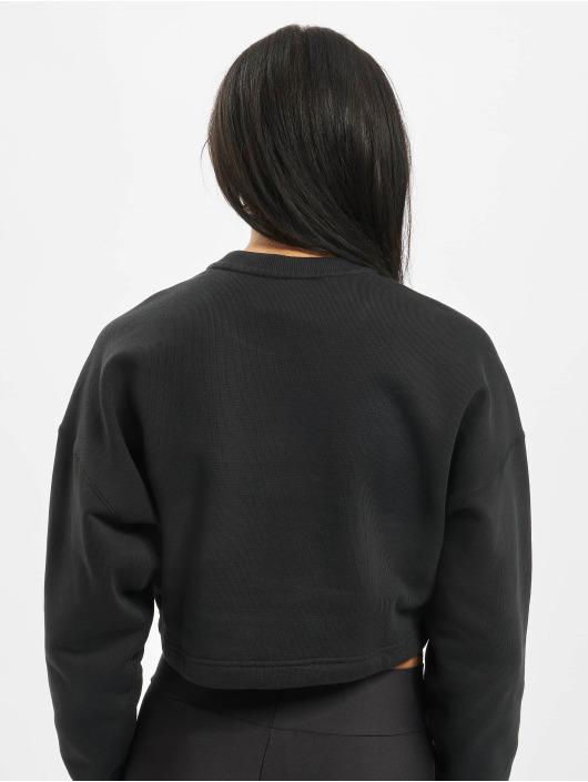 Puma trui Classics Cropped zwart